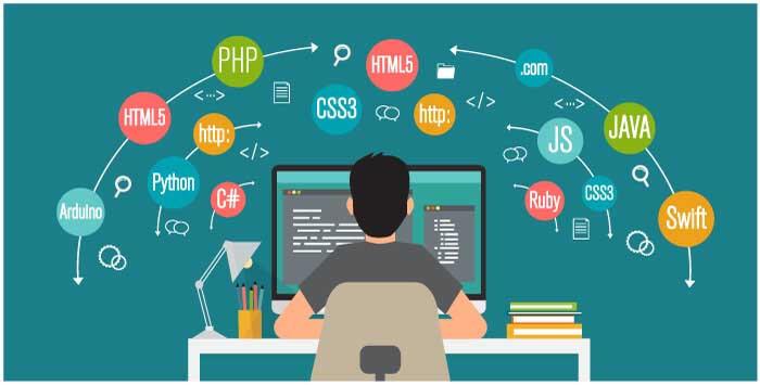 プログラミングを勉強する人